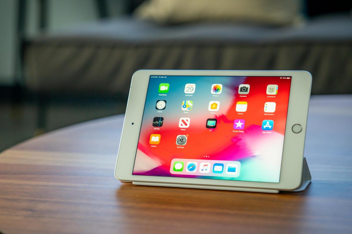 Có nên mua iPad mini 5 cũ không?