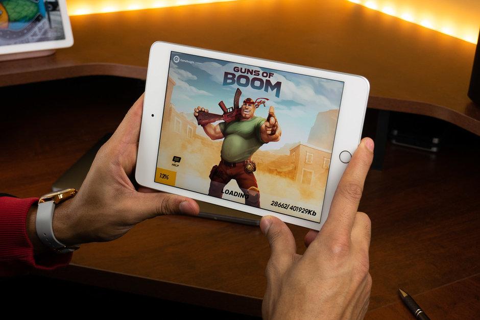 Hiệu năng mạnh mẽ của iPad Mini 5