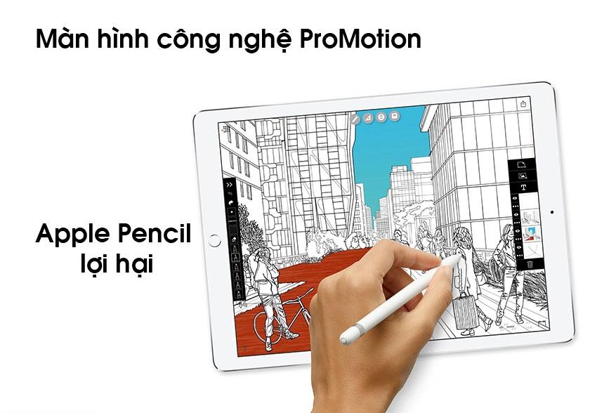 iPad Pro 10,5 inch cũ xách tay Hàn Quốc