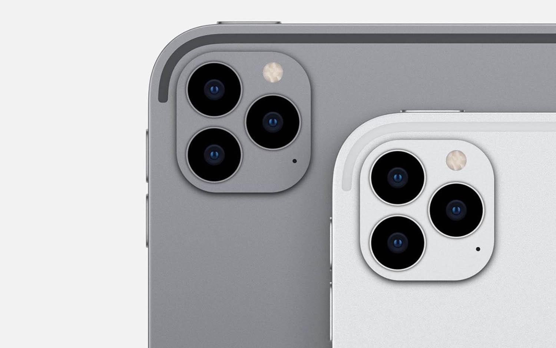 Camera iPad Pro 2020 11 inch minmobile