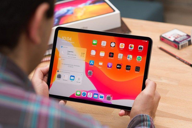 màn hình iPad Pro 2021