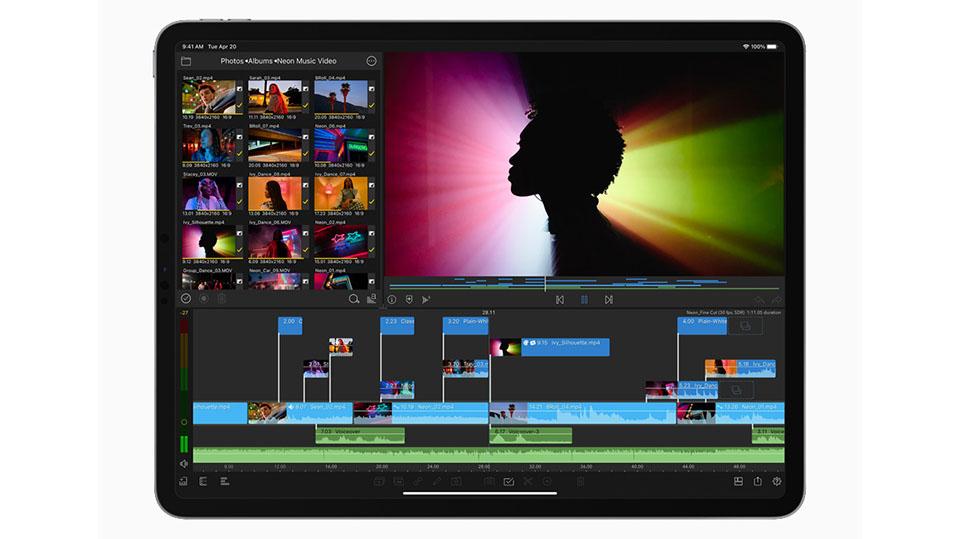 máy tính bảng iPad Pro