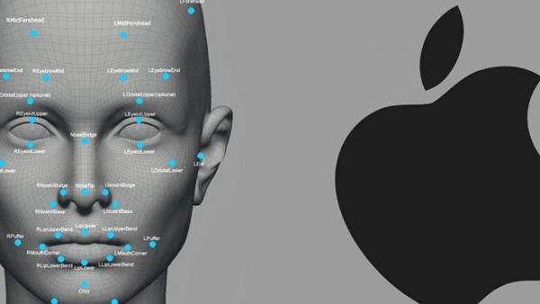 nhận diện khuôn mặt Face ID
