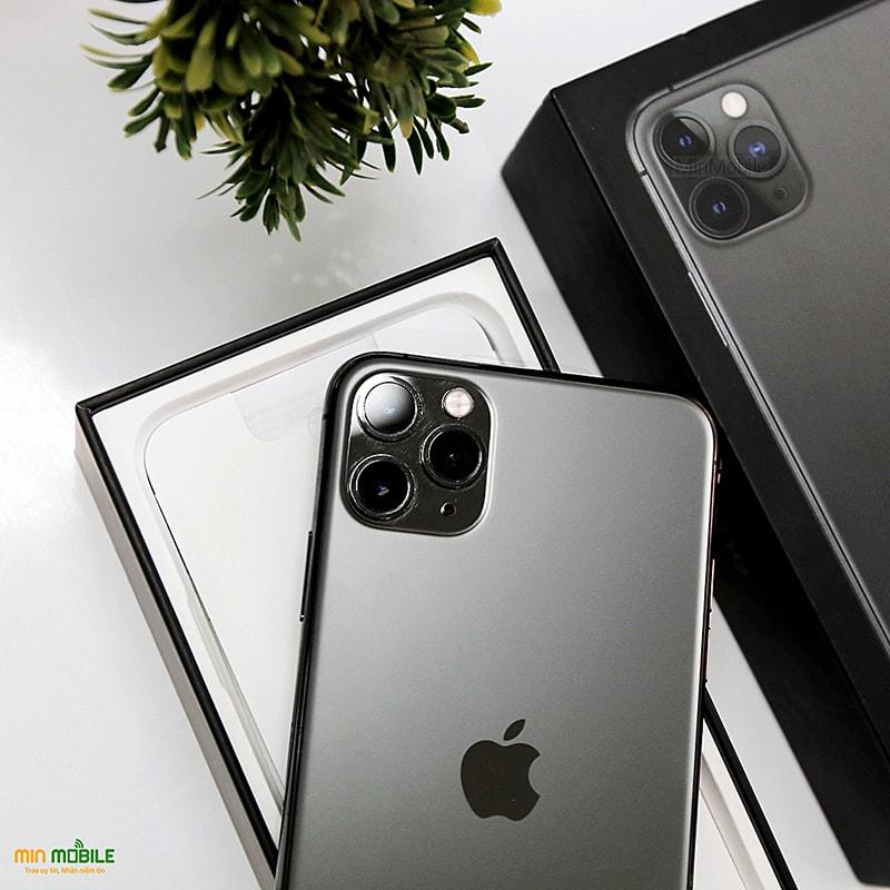 iPhone 11 pro Max bản Hàn tại Minmobile
