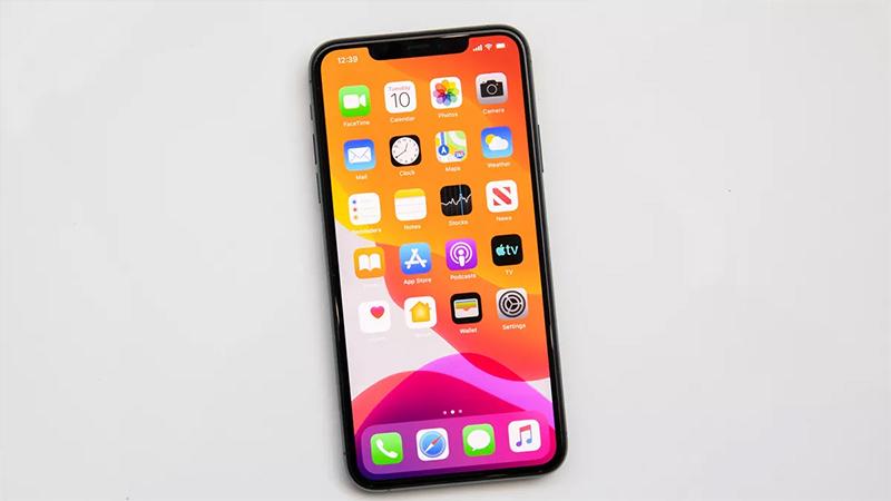 màn hình OLED trên iPhone 11 Pro Max