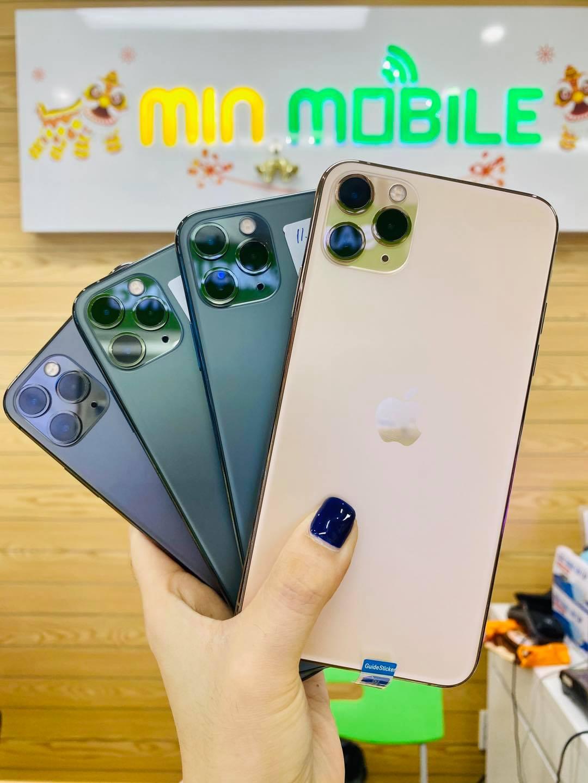 iPhone 11 Pro Max xách tay Hàn Quốc
