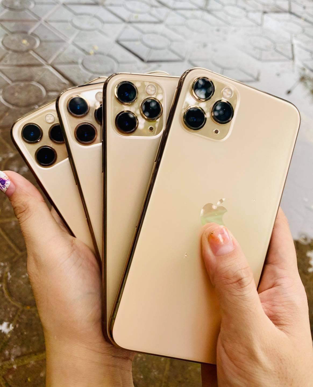 iPhone 11 Pro đang có sẵn tại MinMobile