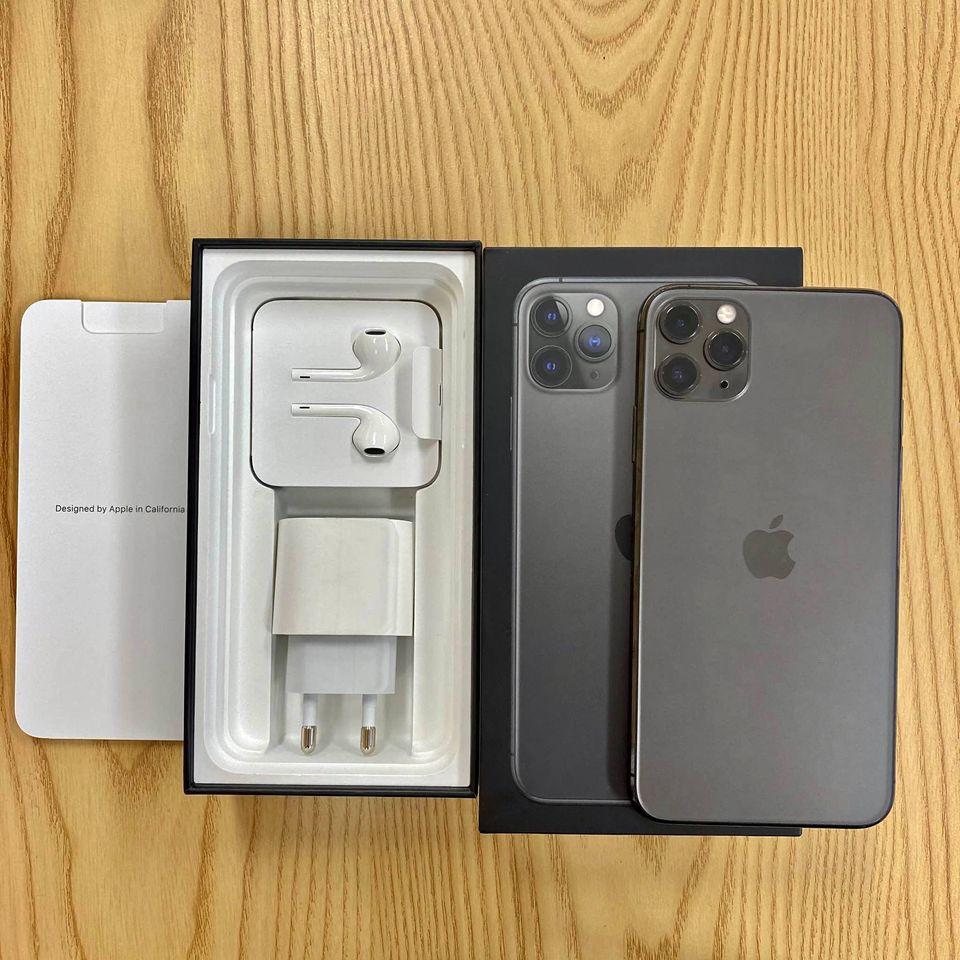 Mua iPhone 11 Pro chính hãng tại MinMobile Hải Phòng
