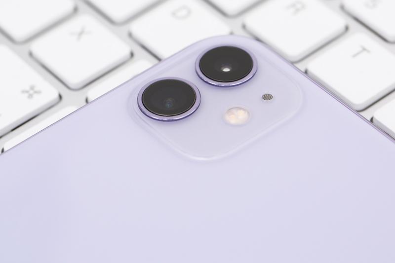 Camera trên iPhone 11 Demo 128GB xách tay Hàn Quốc