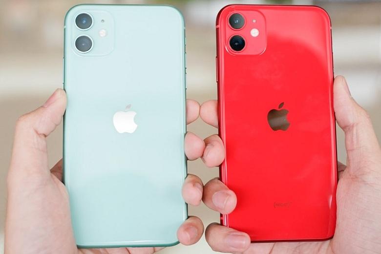 Thiết kế iPhone 11 demo xách tay hàn quốc