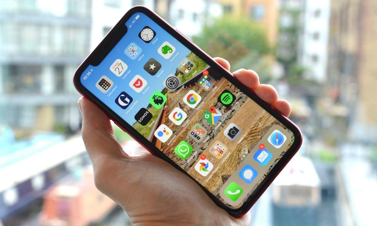 Màn hình iPhone 11 mới có độ nét cao, hiển thị chân thực