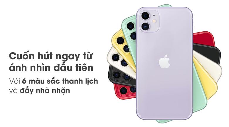iPhone 11 DEMO giá rẻ tại Minmobile