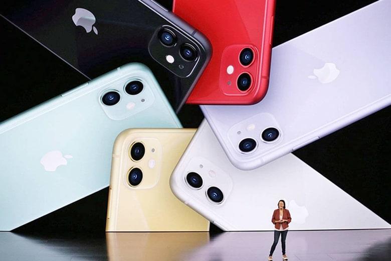 màu iPhone 11