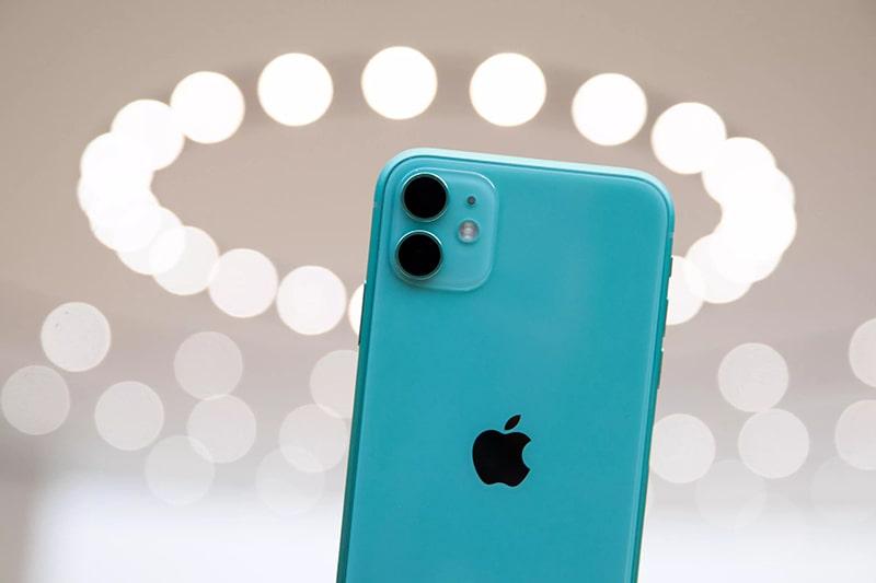Thiết kế cụm camera của iPhone 11