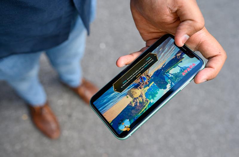 Cấu hình iPhone 11 128GB xách tay Hàn Quốc