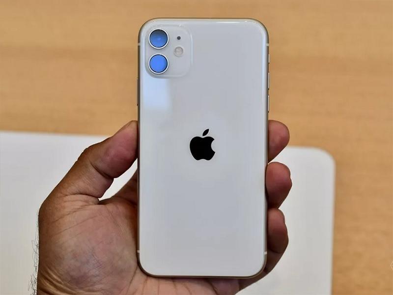 Thiết kế camera của iPhone 11