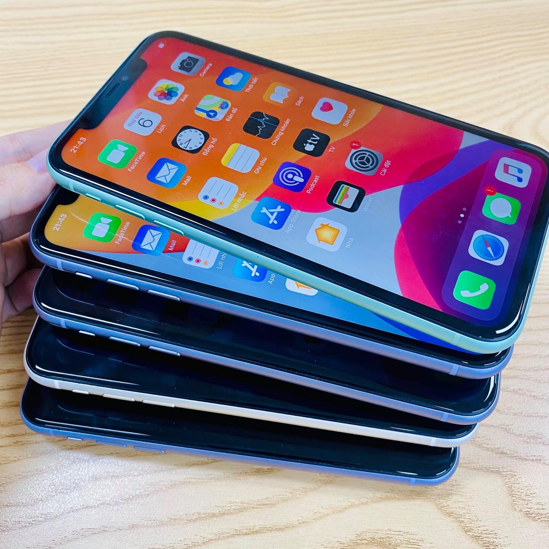 mua iPhone 11 256Gb cũ xách tay Hàn Quốc