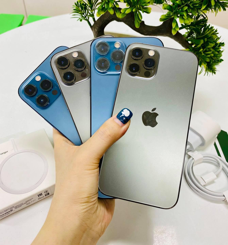 iPhone 12 Pro Max xách tay Hàn Quốc