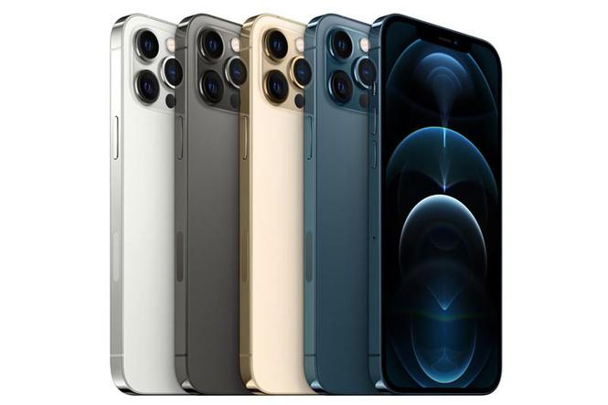 Thiết kế của iPhone 12 Pro Max