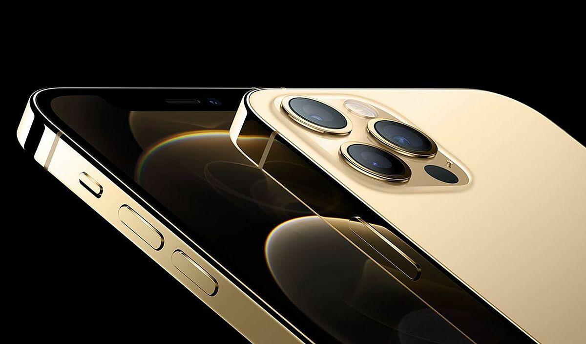 Thiết kế iPhone 12 Pro 128GB cũ