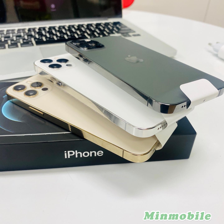 iPhone 12 Pro 256GB Mới Chưa Active No Box