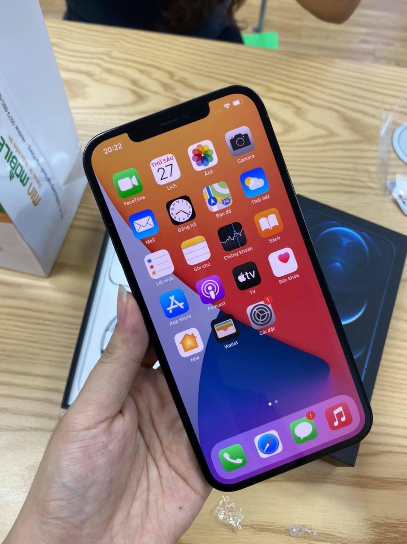 màn hình iPhone 12 Pro xách tay Hàn Quốc