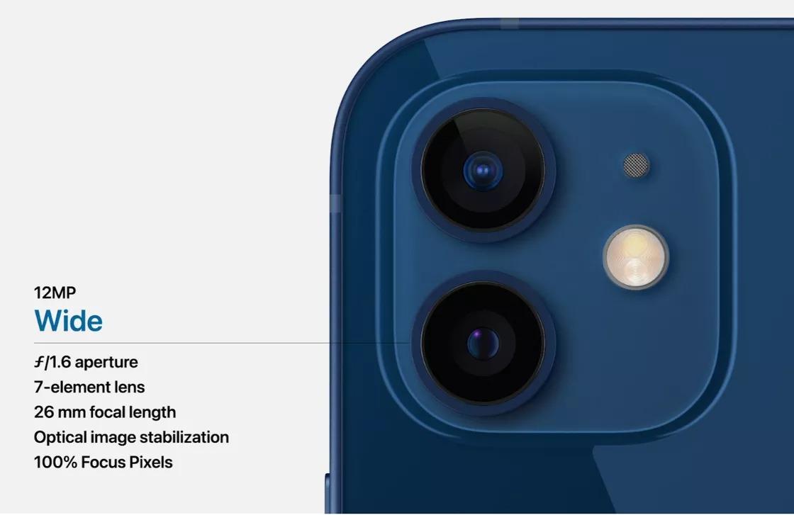 Camera iPhone 12 mini 64GB