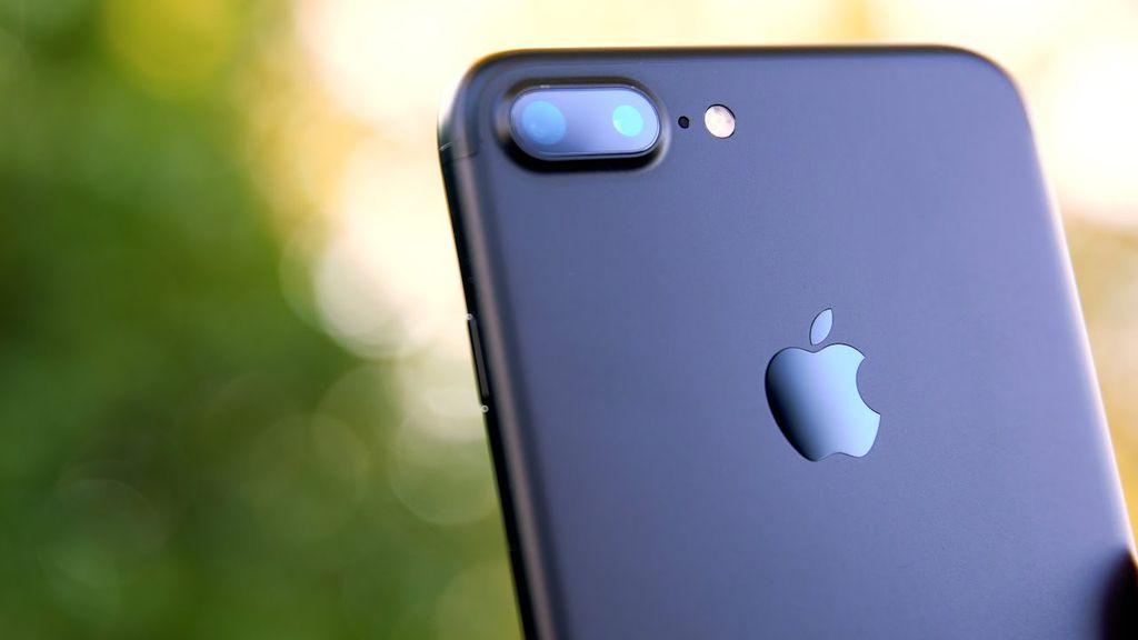 Cụm camera sau của iPhone 7 Plus likenew