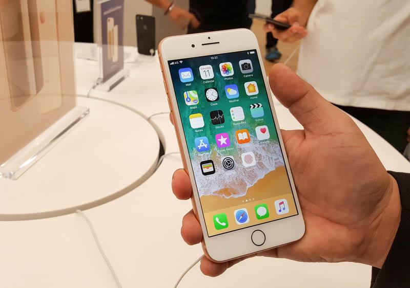 iPhone 8 Plus 256GB cũ xách tay Hàn Quốc