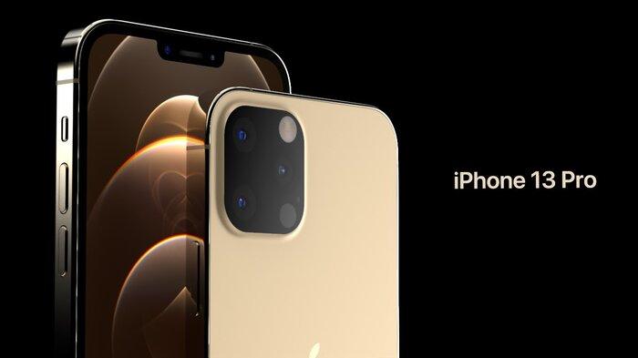 iPhone 13 màu vàng đồng