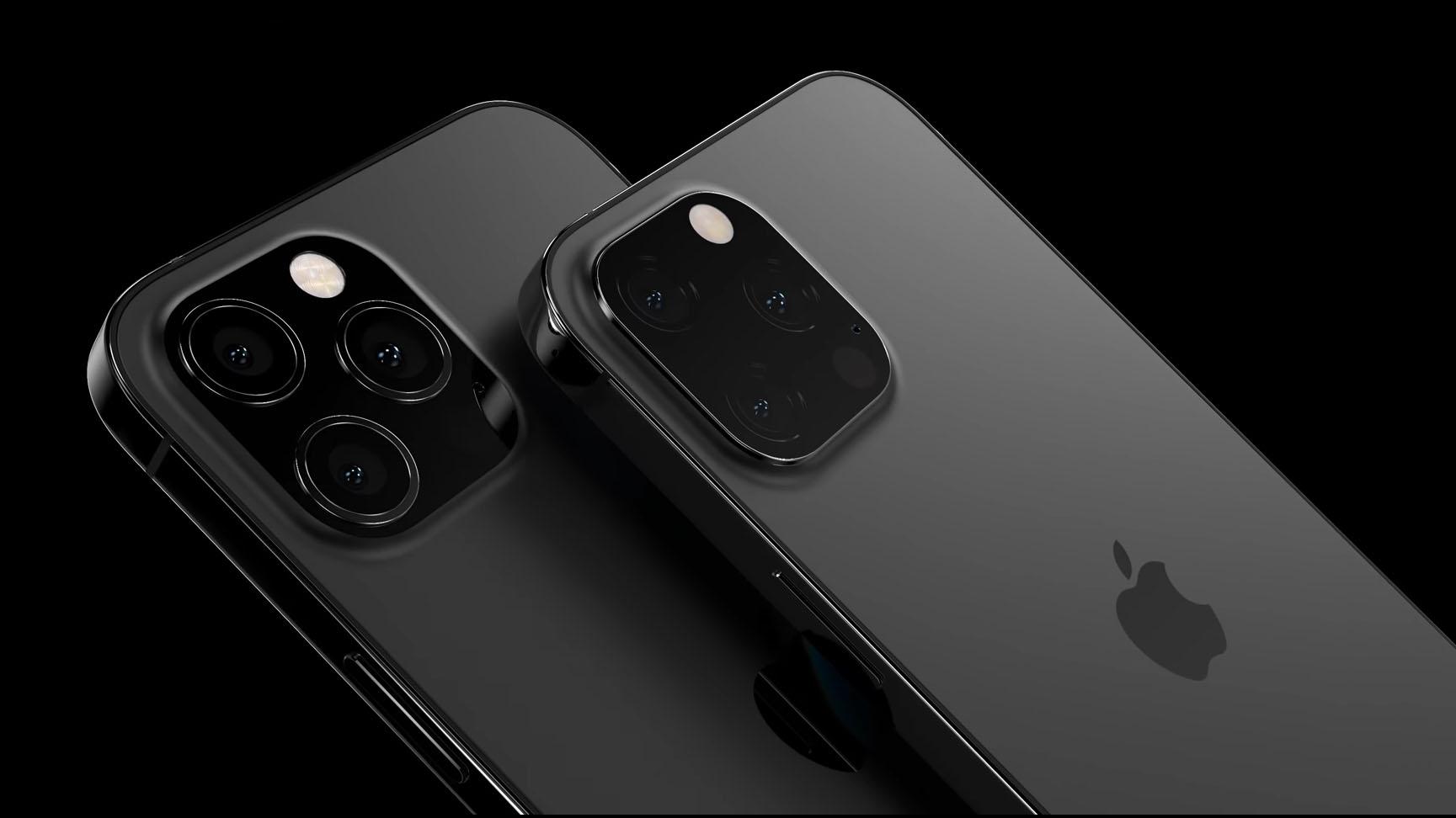 iPhone 13 màu đen mờ