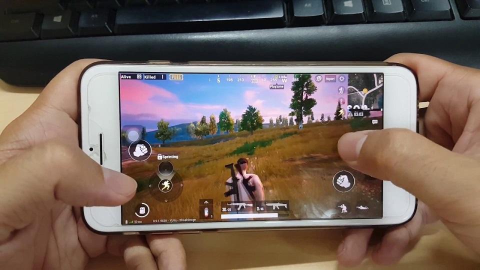 mua trả góp iPhone 8 Plus
