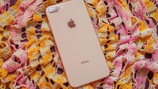 iPhone 8 Plus với thiết kế cực bắt mắt