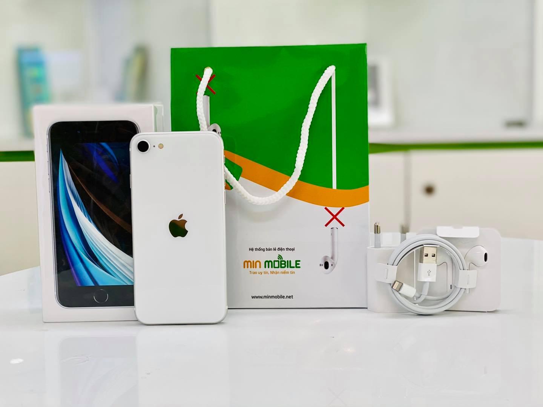 Mua iPhone Cũ giá rẻ tại Minmobile Hải Phòng