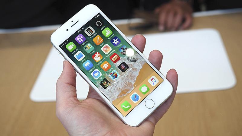 Màn hình iPhone 8 256GB cũ xách tay Hàn Quốc