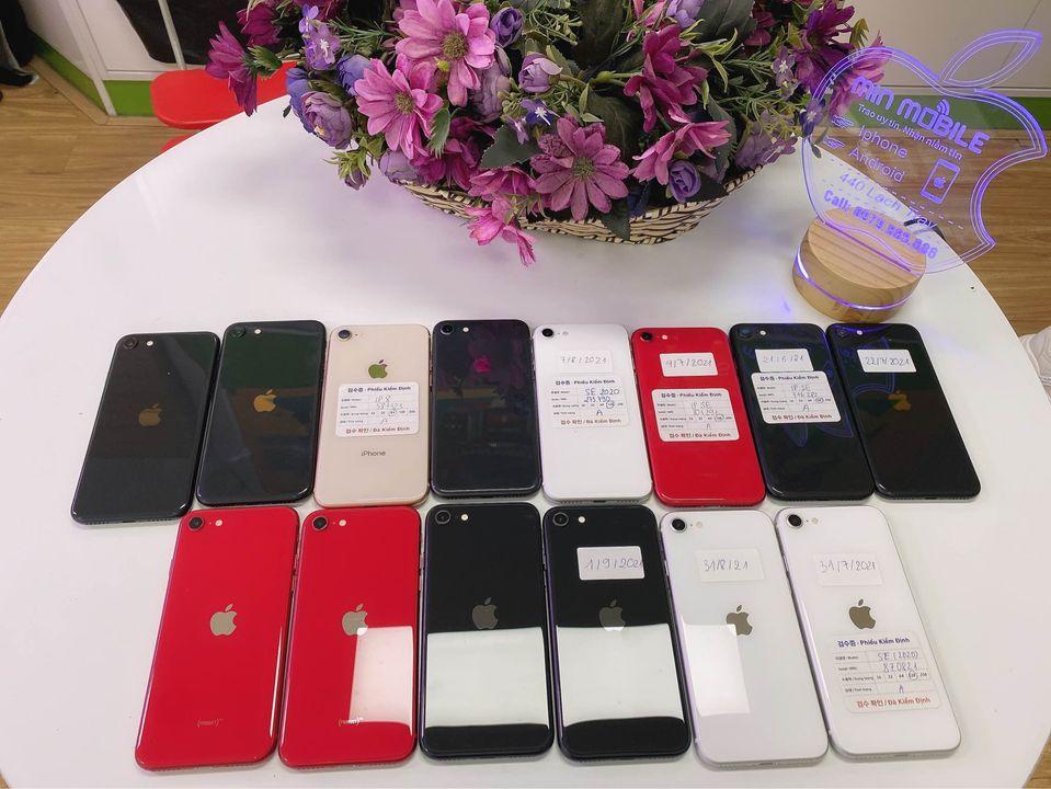 mua iPhone SE 2020 cũ giá rẻ