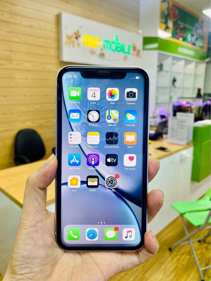 iPhone XR 256GB xách tay Hàn Quốc