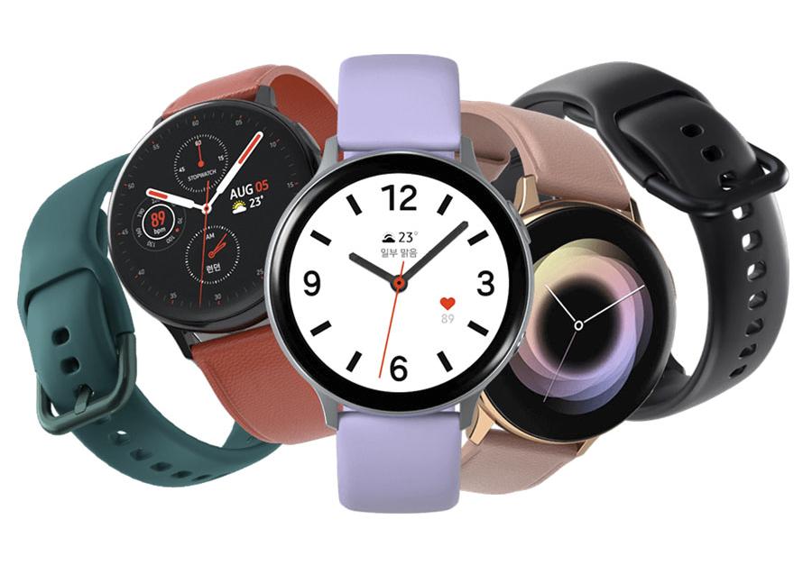 Đồng hồ Galaxy Watch Active 2 40mm chính hãng