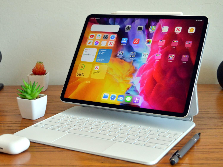 Thiết kế của iPad Pro 2021