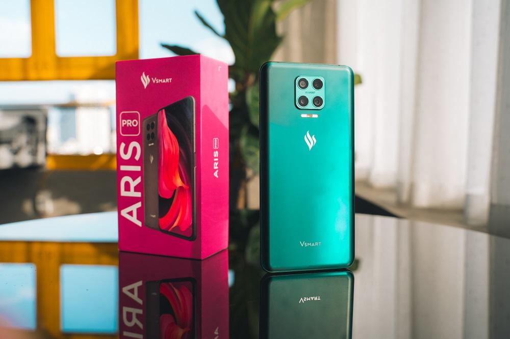 Điện thoại Vsmart Aris Pro
