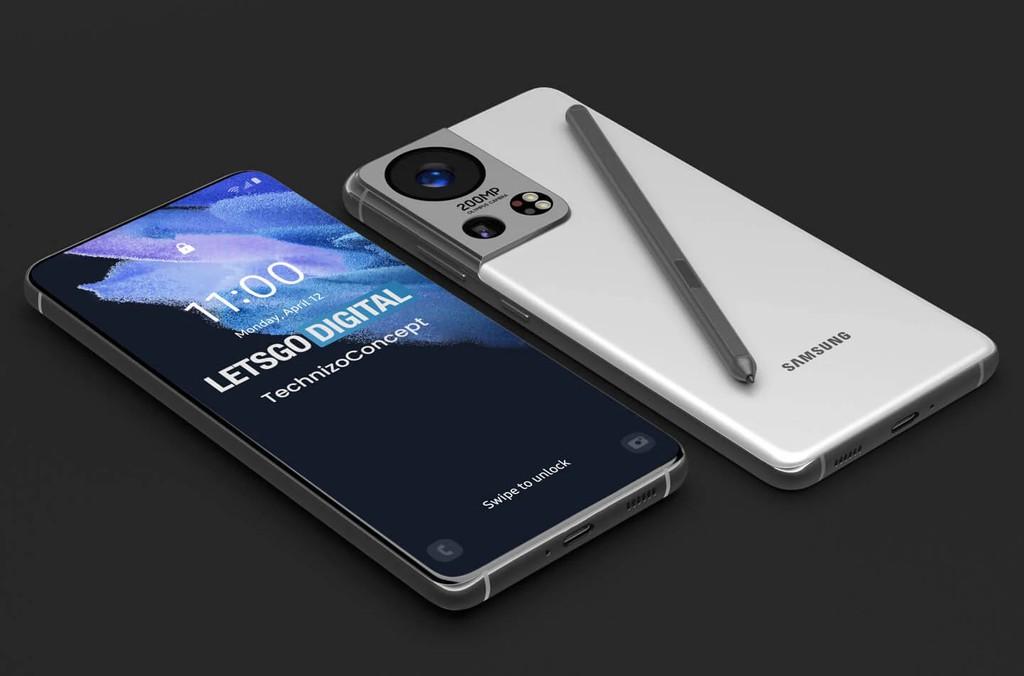 thiết kế Galaxy S22 Series