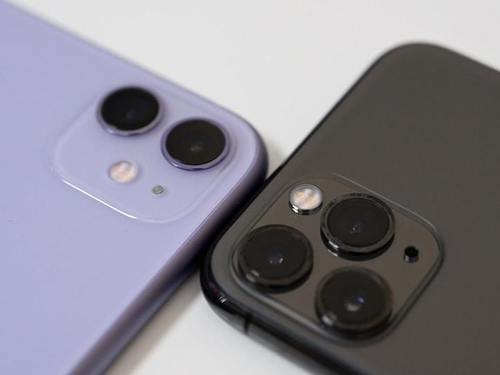 Camera trên iPhone ngày càng được cải tiến