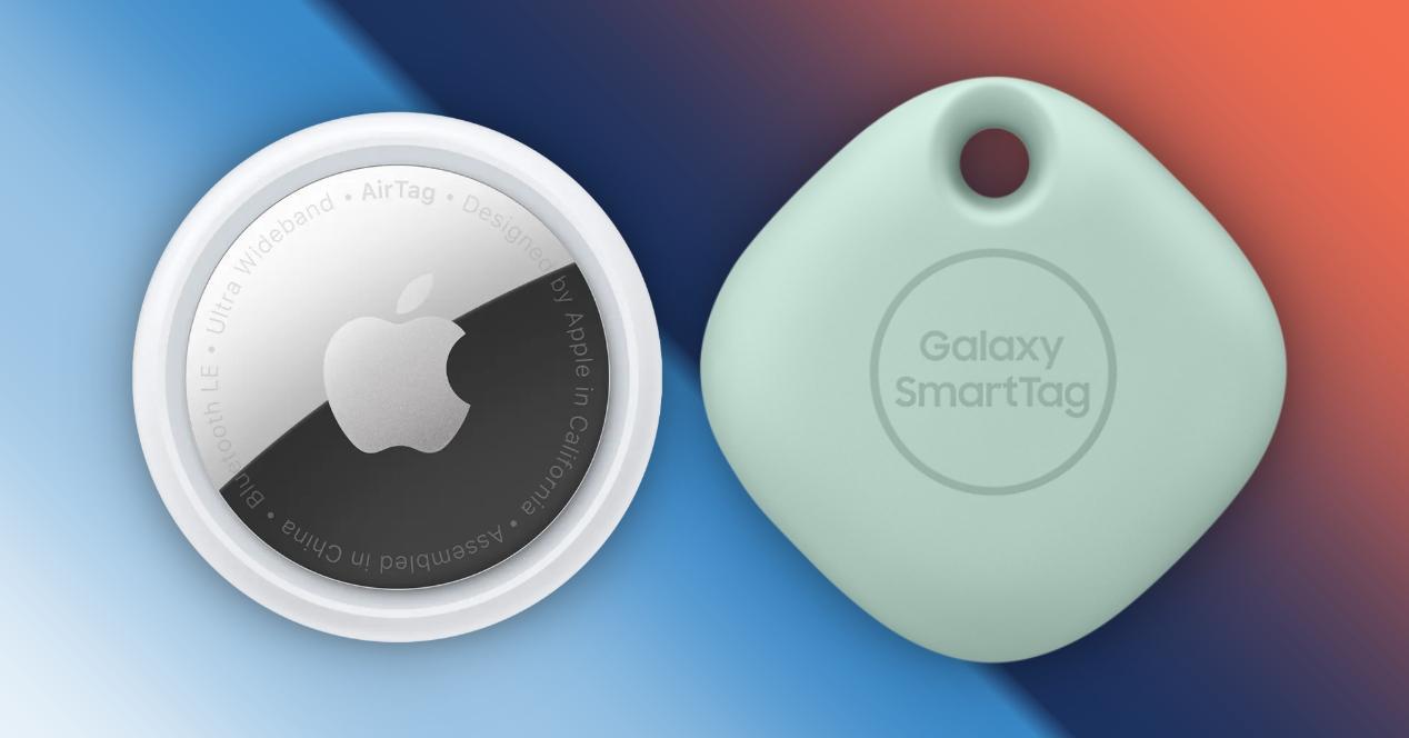 So sánh Galaxy SmartTag và Air Tag