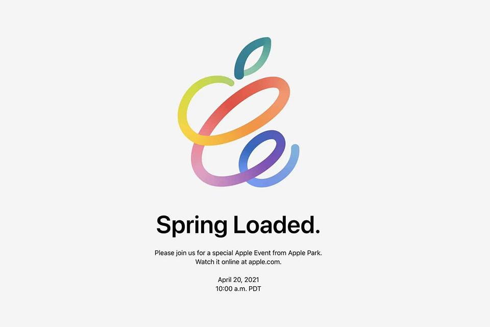Sự kiện Spring Loaded