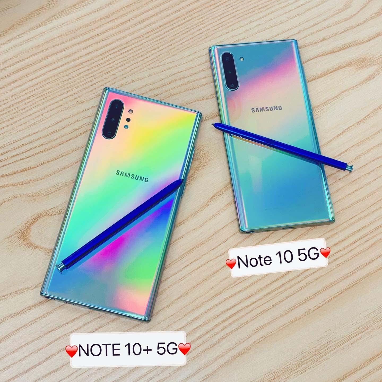 Galaxy Note 10 Plus 5G