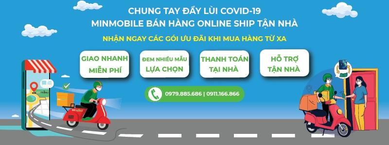 mua hàng Online tại MinMobile