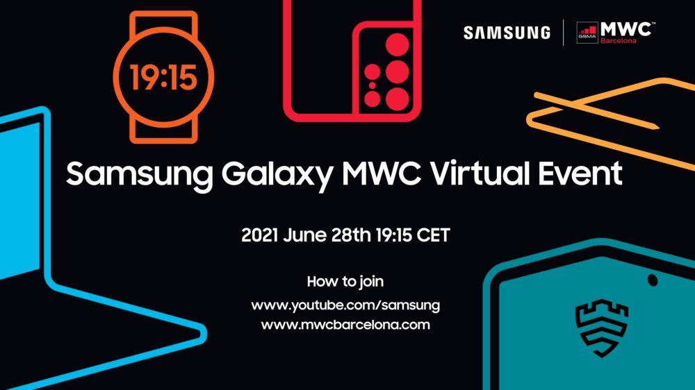 Sự kiện Samsung MWC 2021