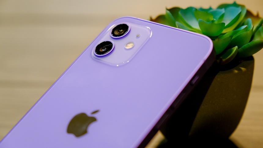 iPhone 12 tím giá rẻ