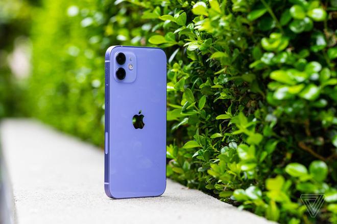 iPhone 12 xách tay Hàn Quốc màu tím