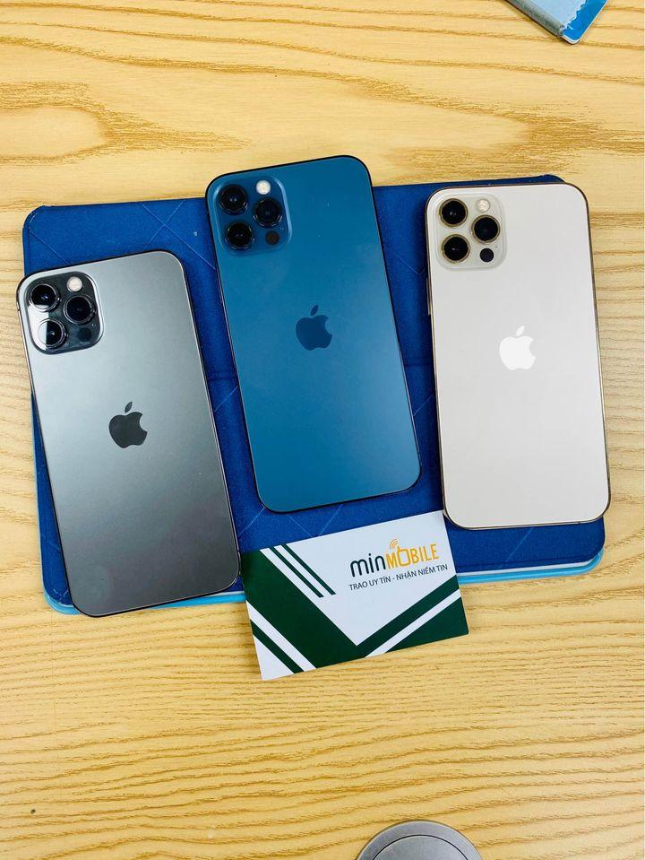 iPhone 12 Pro xách tay Hàn Quốc